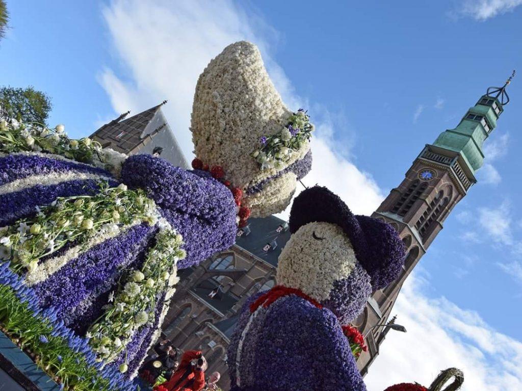 Flower Parade Noordwijk Lisse Haarlem